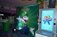 San Diego Comic-Con Year of Luigi Nintendo Lounge