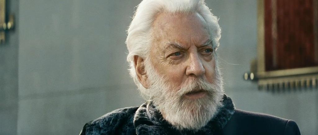 President Snow Hunger Games