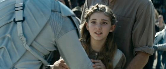 The Hunger Games Catching Fire Trailer Screenshot Primrose Everdeen