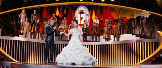 The Hunger Games Catching Fire Trailer Screenshot Quarter Quell Victor Tributes