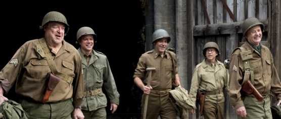The Monuments Man Movie 2013