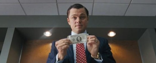 The Wolf of Wall Street Movie 2013