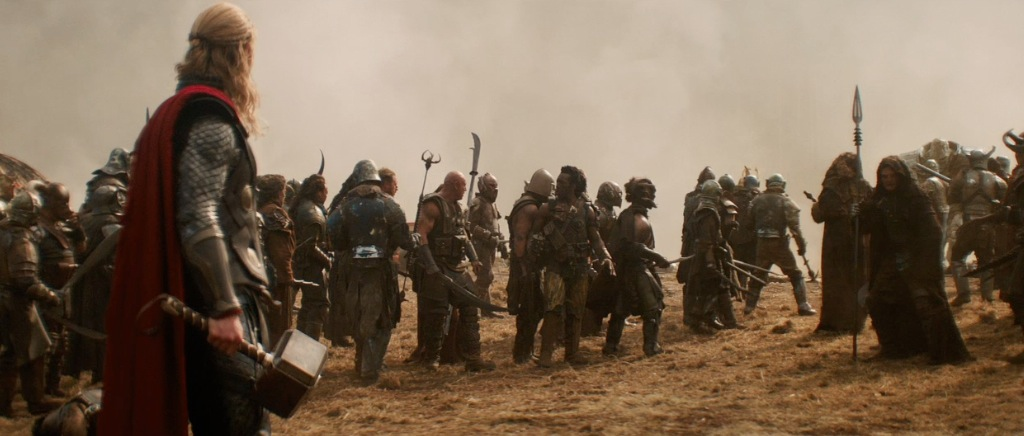 Thor The Dark World Movie Trailer Screenshot 14