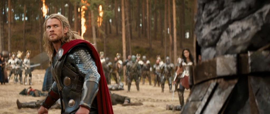 Thor The Dark World Movie Trailer Screenshot 15