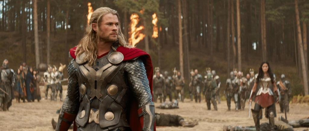 Thor The Dark World Movie Trailer Screenshot 17