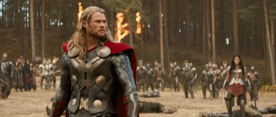 Thor The Dark World Movie Trailer Screenshot 17