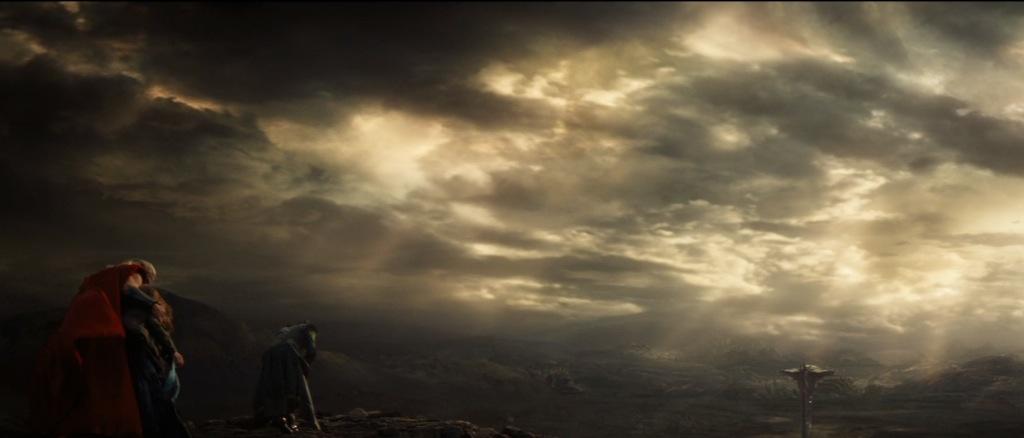 Thor The Dark World Movie Trailer Screenshot 6