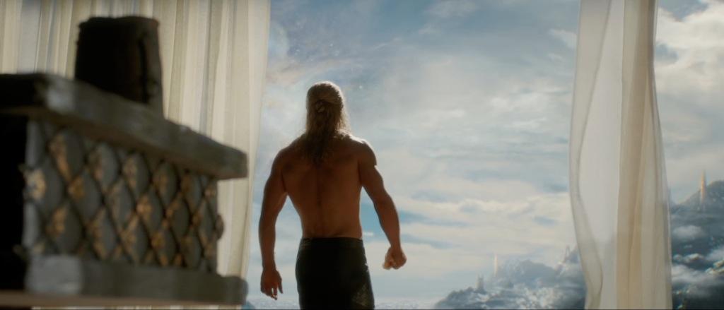 Thor The Dark World Movie Trailer Screenshot 9