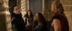 Thor The Dark World Movie Trailer Screenshot Portman and Hiddleston