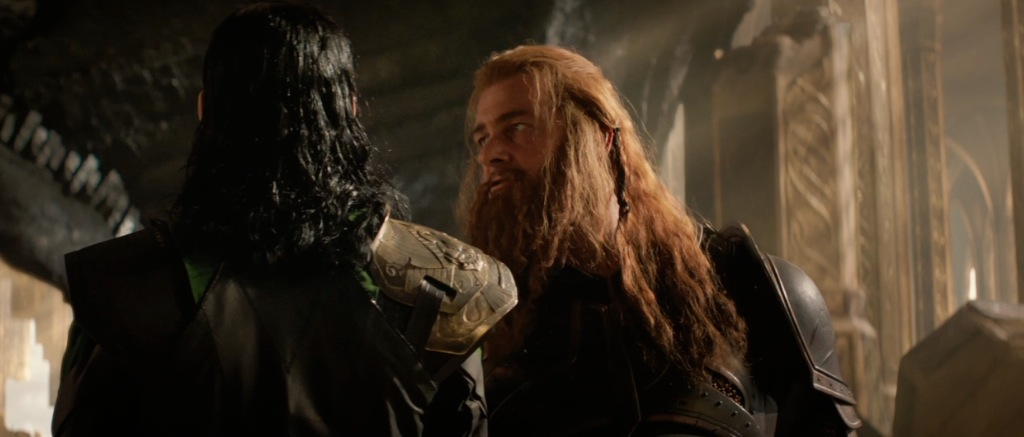 Thor The Dark World Movie Trailer Screenshot Ray Stevenson