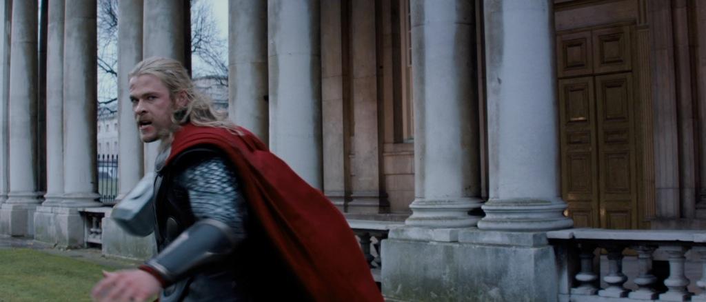 Thor The Dark World Movie Trailer Screenshot Thor Odinson