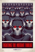 X-Men Days of Futuer Past Teaser Poster Sentinels