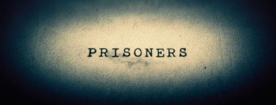 Prisoners 2013 Title Movie Logo