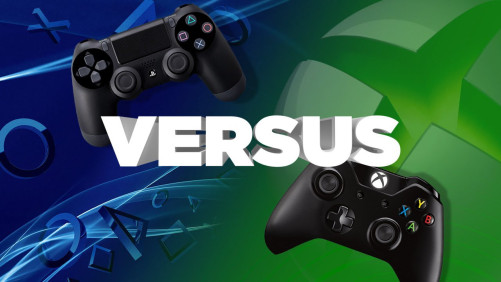Release Comparison PS4 Versus Xbox One