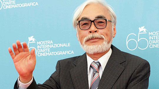 Studio Ghibli Announces Hayao Miyazaki's Retirement