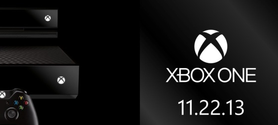 Xbox One Releases on November 22, 2013