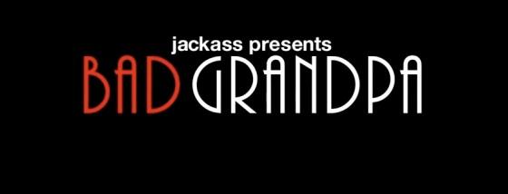 Bad Grandpa Title Movie Logo