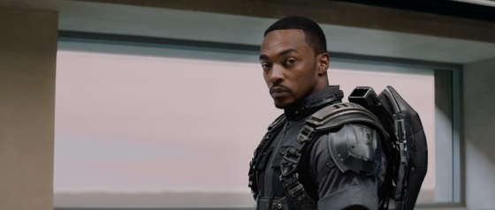 Captain America The Winter Soldier Teaser Trailer Falcon