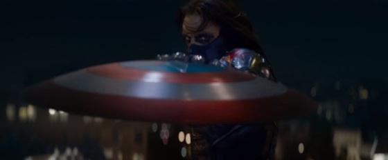 Captain America The Winter Soldier Teaser Trailer