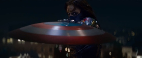 Captain America The Winter Soldier Teaser Trailer