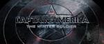Captain America The Winter Soldier Title Movie Logo