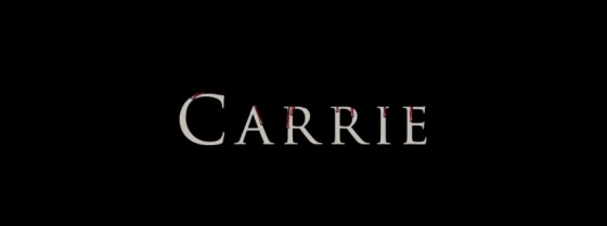 Carrie 2013 Title Movie Logo