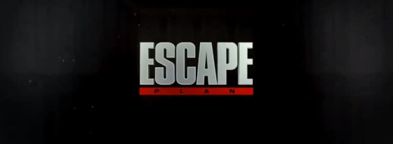 Escape Plan Title Movie Logo