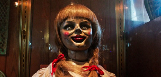 Fun Facts You Didn't Know About The Conjuring and Blu-Ray Giveaway