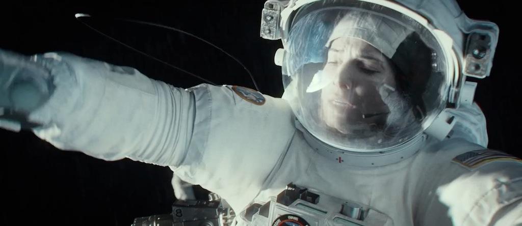 Gravity Movie 2013 Trailer Sandra Bullock