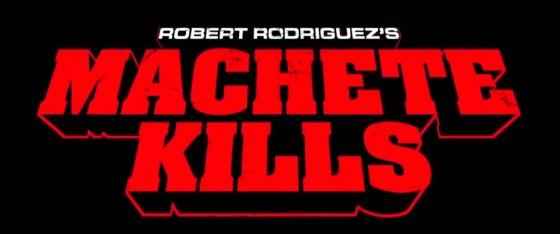 Machete Kills Title Movie Logo