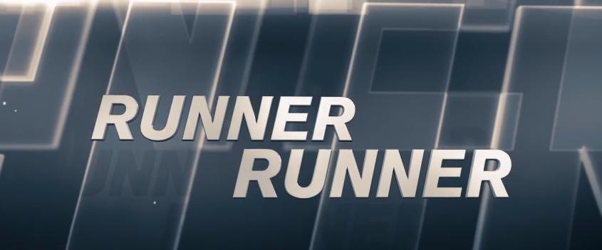 Runner Runner Title Movie Logo
