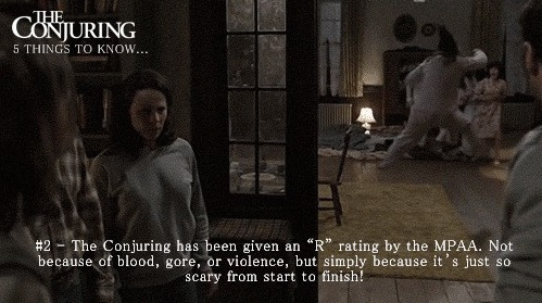The Conjuring Fun Facts 2