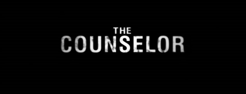 The Counselor Title Movie Logo