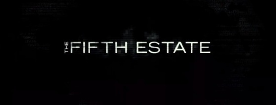The Fifth Estate Title Movie Logo