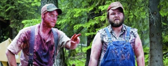 Tucker and Dale vs Evil Netflix Horror Movies
