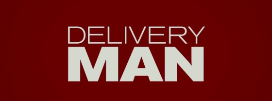 Delivery Man Title Movie Logo