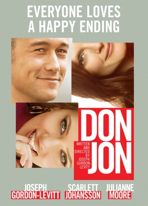 Don Jon Unofficial Home Video Cover Art