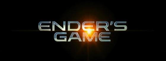Ender's Game Title Movie Logo