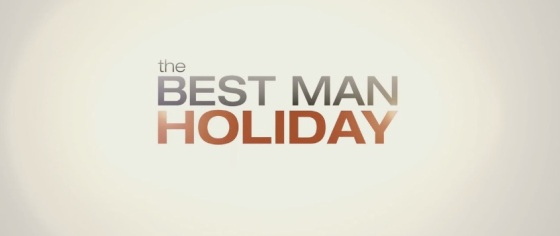 The Best Man Holiday Title Movie Logo