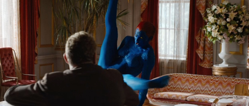 X-MEN: DOFP Rated PG-13 For Nudity Among Other Things