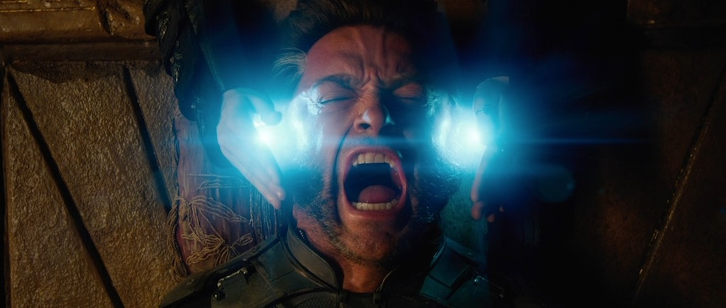 X-Men Days of Future Past Teaser Trailer Time Travel