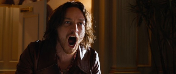 X-Men Days of Future Past Teaser Trailer Young Charles Xavier