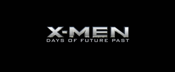 X-Men Days of Future Past Title Movie Logo
