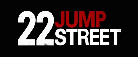 22 Jump Street Title Movie Logo