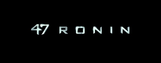 47 Ronin Title Movie Logo
