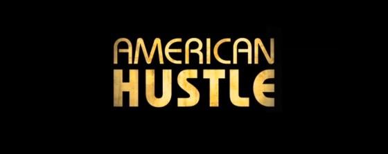 American Hustle Title Movie Logo