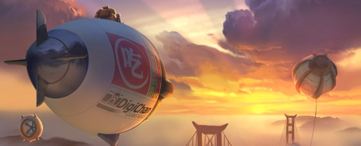 Big Hero 6 Movie 2014
