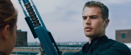 Divergent Movie Teaser Four James
