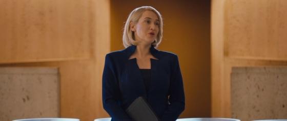 Divergent Movie Teaser Kate Winslet
