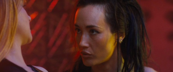 Divergent Movie Teaser Maggie Q